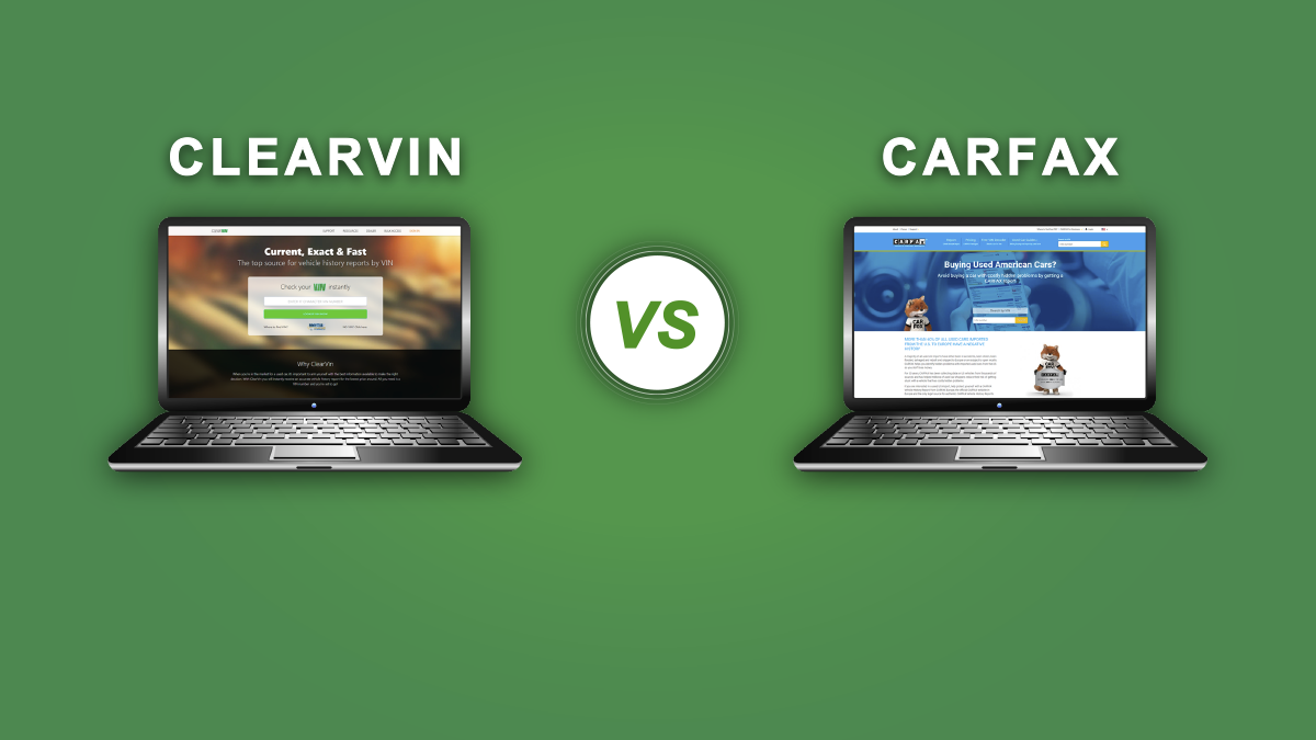 carfax vs clearvin, best vin check